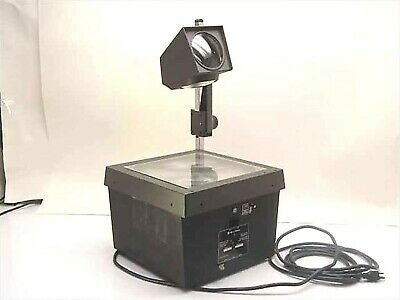 Bell & Howell Overhead Projector Model 3870A With 2  Bulb Swap  School Surplus