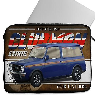 Personalised Mini Clubman Estate Classic Car Mouse Mat Pad Computer Gift CL32