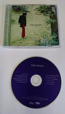KYLE VINCENT - SELFTITLED CD *** Unplayed *** 1997 Original