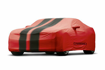 2010-2015 Chevrolet Camaro Coupe Premium Outdoor Red Car Cover OEM GM 92215993 Auto Parts and Vehicles Car & Truck Parts