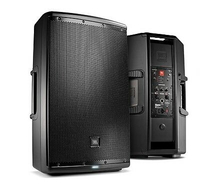 "JBL EON615 EON 615 15"" 2-Way Multipurpose Self-Powered Sound Free USA Shipping"