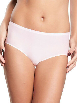 NWT Chantelle Soft Stretch Seamless Brief Panty 2647 BLUSH PINK ONE SIZE