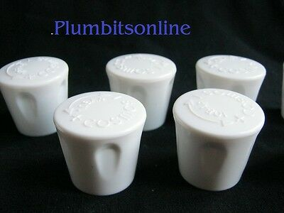 5 X Central heating Radiator Replacement Caps / Cap ***FAST POST***