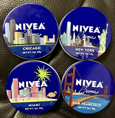 Image result for Nivea tin new york