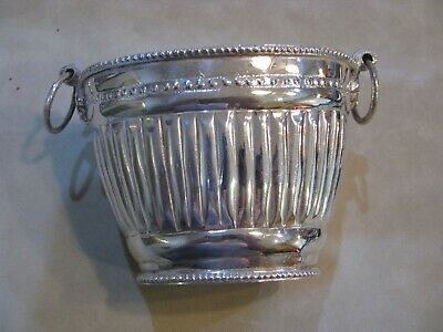 Vintage Neiman Marcus Silver Plate Candle Holder