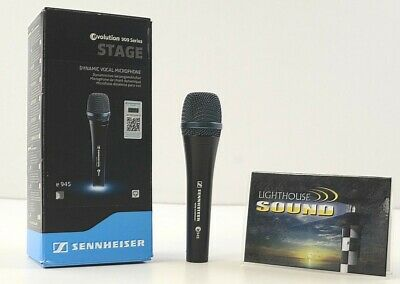 Sennheiser e945 Supercardioid Vocal Microphone w/ Original Box