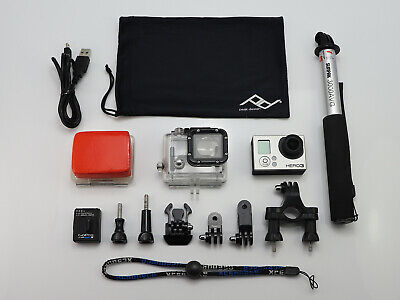 Gopro Hero 3 Black Edition Camcorder Hd 1080P / 4K Sdhc Card Digital Video Cam