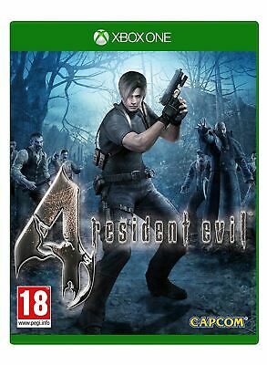Resident Evil 4 HD Xbox One Brand New Sealed Official Game PEGI 18