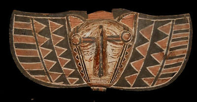 170706 - Tribal Used African Mask from the BOBO - Burkina Faso.
