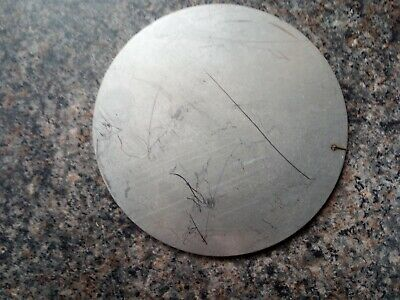 Stainless Steel Disc 114mm x 5mm