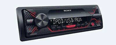 Sony DSX-A212UI Mechless USB Aux-in iPhone Android Car Stereo Radio Player 1-DIN