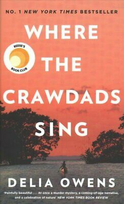 Where the Crawdads Sing by Delia Owens 9781472154644 | Brand New