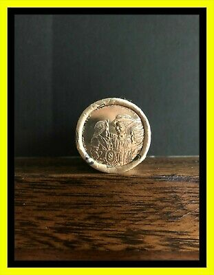 """2001 20c """"1939-1945 COMING HOME""""  UNCIRCULATED COIN ROLL     """"SUPER RARE"""""""
