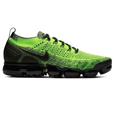 low priced 54821 6a24a Nike Air Vapormax Flyknit 2 942842-701 Jaune Fluorescent Modèle 942842-701