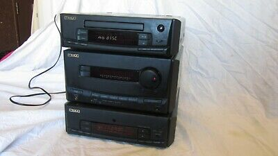 Mission MM7 Amplifier, CD Player and AM/FM Stereo Tuner