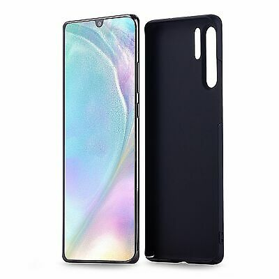 For Huawei P30 Pro Hard Case Shock Proof Bumper Cover Black