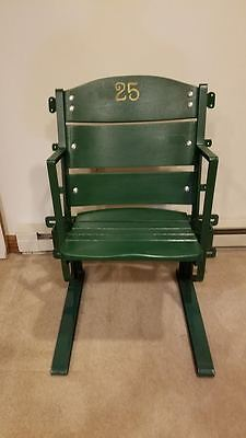 Vintage Wood Stadium Seat 1910's - 1920's Restored Fenway Comiskey Wrigley $Sale