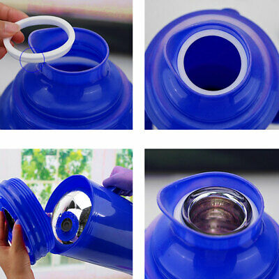 2 Rubber Leak Proof Seals O-Rings Replacement Gaskets for Thermos Bottle Flask