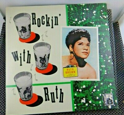 Ruth Brown – Rockin' With Ruth (Charly R&B – CRB 1069)