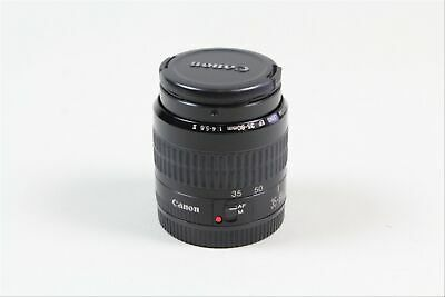 Canon EF 35-80mm F1.4- 5.6 II 52 mm FIltergewinde (Canon EF  voll funktionsfähig