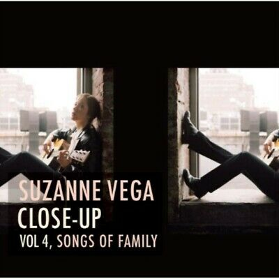 Vega,suzanne - Vol. 4 Songs Of Family NEW CD