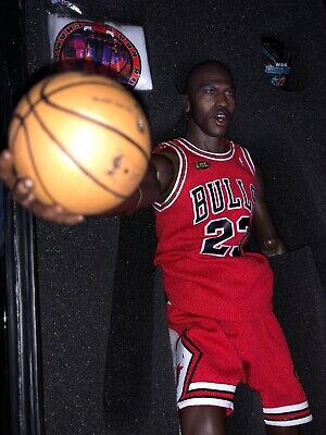 1/6 Scale REAL MASTERPIECE COLLECTIBLE FIGURE-NBA MICHAEL JORDAN Last Shot