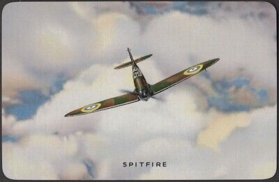 Advertising Art SPITFIRE Plane A OXO Details about  /Playing Cards 1 Single Card Old Vintage