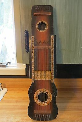 Ukelin Hawaiian Musical instrument,by the Mfg's Advertising Co.USA made 1920's