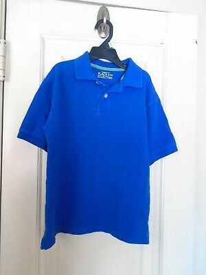 The Children's Place Boys Polo Shirt Size Medium (7-8)