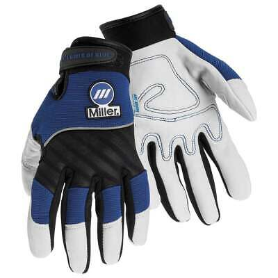 Miller Large 251067 Metalworker Gloves ()