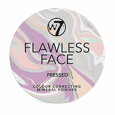 W7 Flawless Face Color Correcting Mineral Powder