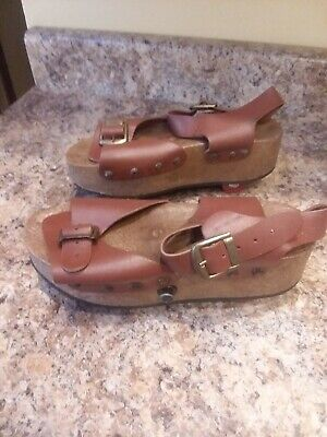 da5612c22ca Vintage Omnia c Pop Out Convertible Sandal Skates Size7-37-4 Made In