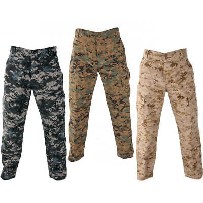 Propper ACU Polyester/Cotton Military Tactical Stain Repellent Trouser Pants