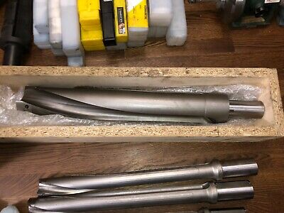 "Kennametal HTS Drill Body 2/"" Shank 19/"" Gage Projection KDDS18902000 LOC1278A"