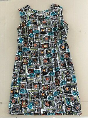 Fab Vintage Dress 1960s-inspired Size 12