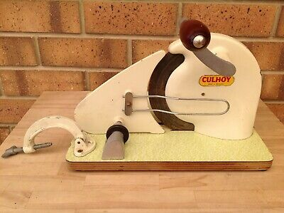 Vintage Meat Slicer, Kitchen Appliances, Slicers, Cooking, Collectable
