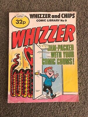 Whizzer And Chips Comic Library No 9
