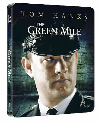 The Green Mile - Exklusive Limited Edition Steelbook (Blu-ray) NEU&OVP!