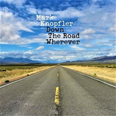 Mark Knopfler Down The Road Wherever CD NUOVO