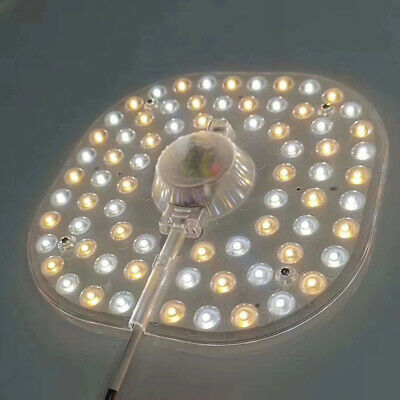 24W/36W SMD 2835 Square LED Module Lamp Bulb Ceiling Light Source Retrofit Board