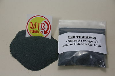 5lb of 60-90 Coarse Rock Tumbling Grit Silicon Carbide Polish for Lapidary use