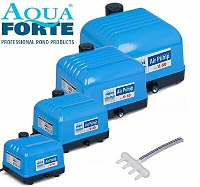 AquaForte Hi-Flow V-Serie - Bomba de Air(V-10)