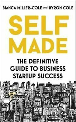 NEW Self Made By Bianca Miller-Cole Paperback Free Shipping