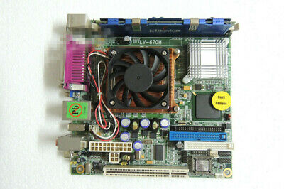 1PC Gebraucht Commell Industrial motherboard LV-670M