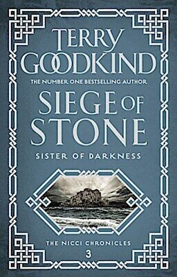 Terry Goodkind / Siege of Stone9781786691729