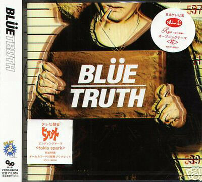 BLUE - TRUTH - Japan CD - NEW J-POP