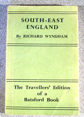 South-East England 1951 Richard Wyndham Face of Britain revised 2nd ed VGC PB