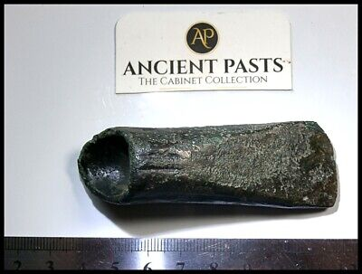 Rare English Late Bronze Age Socketed Copper-alloy Axe Head – N. Norfolk