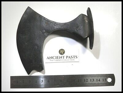 Rare Ancient Viking - Anglo-Scandinavian Single Arm Battle Axe - Conserved