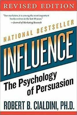 [P.D.F] Influence: The Psychology of Persuasion, Revised Edition